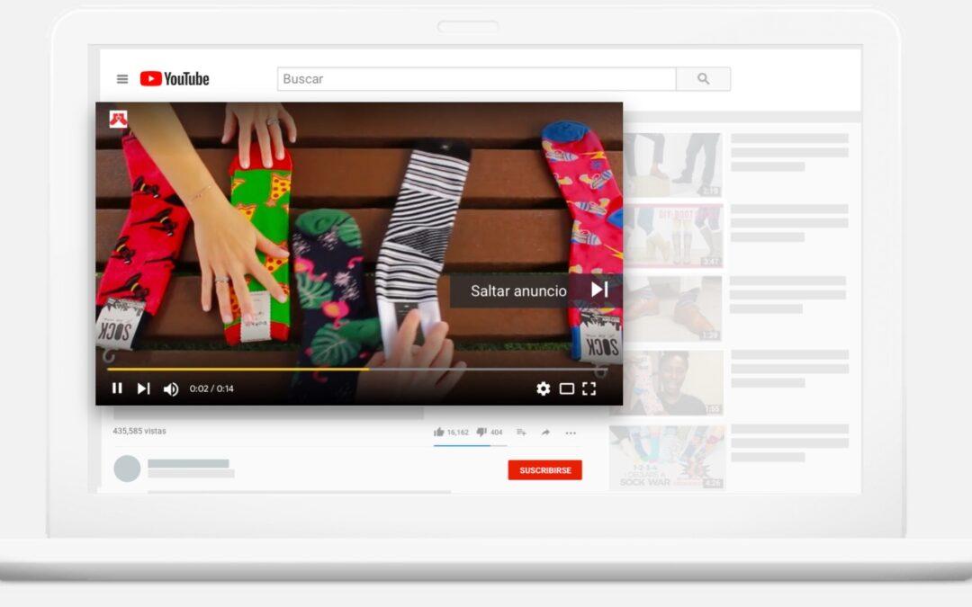 Formatos de Anuncios para Youtube